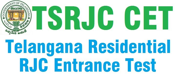 Telangana RJC (Residential Junior College) Exam 2020 Notification , How To Apply , Admit Card Download , Answer Key ,Results